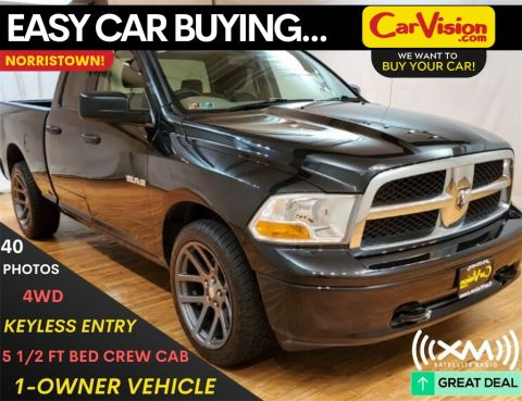 Pre-Owned 2010 Dodge Ram 1500 Sport 4WD