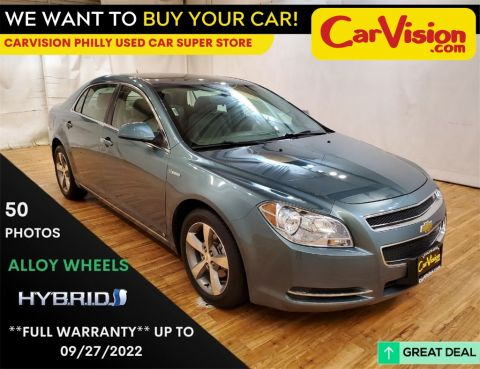 2009 Chevrolet Malibu Hybrid ALLOY WHEELS