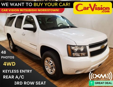 Pre-Owned 2011 Chevrolet Suburban 2500 LS 4WD