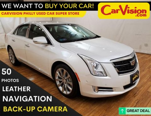 Pre-Owned 2017 Cadillac XTS Luxury NAVIGATION BACK UP CAMERA With Navigation