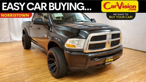 2010 Dodge Ram 2500 ST AUTO 4WD NEW WHEELS AND TIRES BED LINER