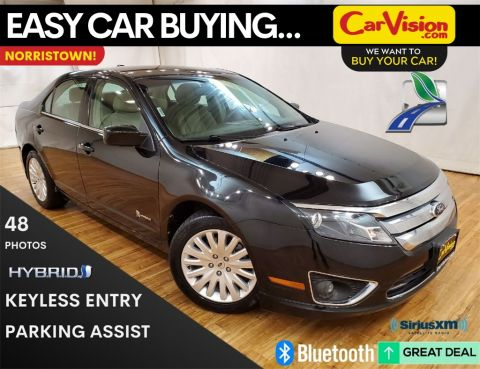 Pre-Owned 2012 Ford Fusion Hybrid Base FWD 4D Sedan