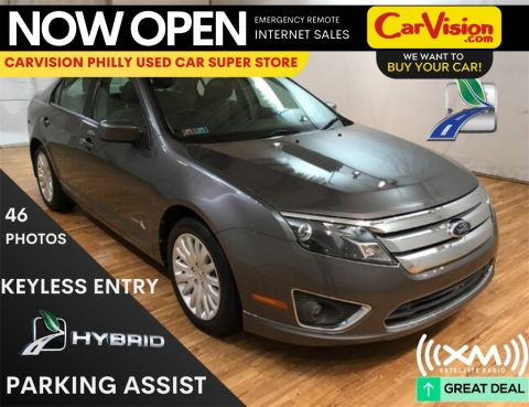 2011 Ford Fusion Hybrid Base HYBRID AUTO ONLY 14K MILES!