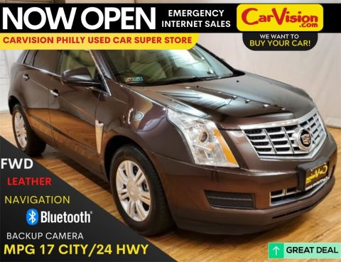 2016 Cadillac SRX Luxury NAVIGATION MOONROOF REAR CAMERA