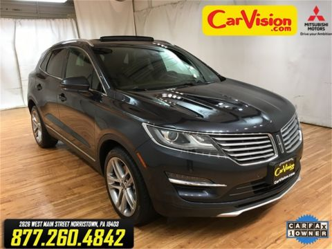 Pre-Owned 2015 Lincoln MKC Select AWD