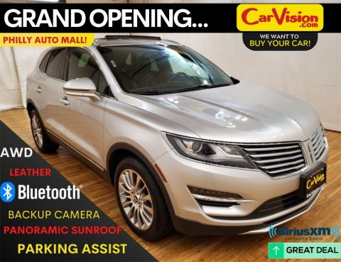 Used Lincoln Mkc Reserve Philadelphia Pa