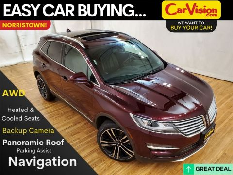 Used Lincoln Mkc Reserve Trooper Pa