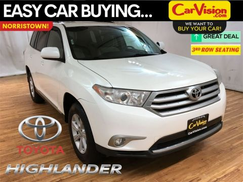 2013 Toyota Highlander Base Base Plus V6