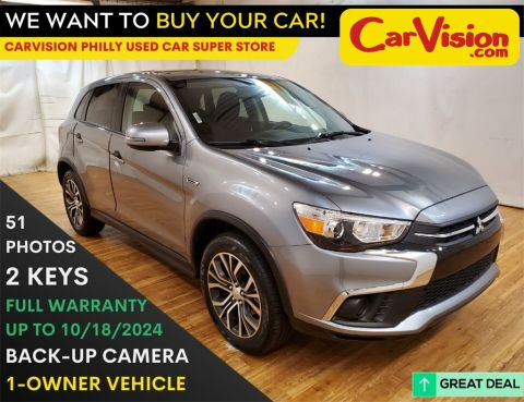 2019 Mitsubishi Outlander Sport ES 2 KEYS MEDIA SCREEN BACK-UP CAMERA