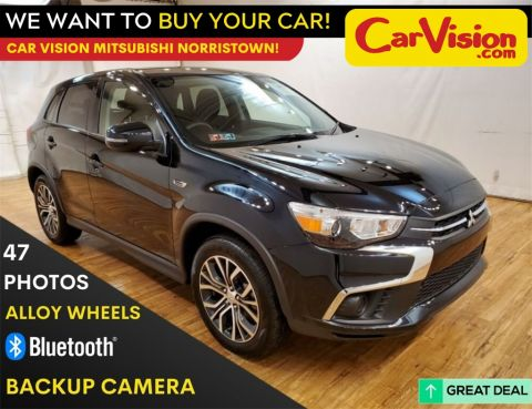 Pre-Owned 2019 Mitsubishi Outlander Sport ES MEDIA SCREEN REAR CAMERA FWD 4D Sport Utility