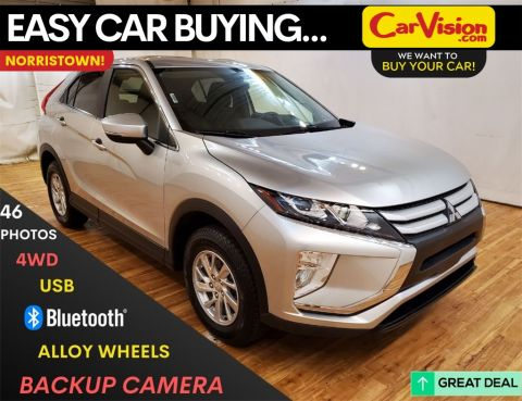 Used Mitsubishi Eclipse Cross Trooper Pa