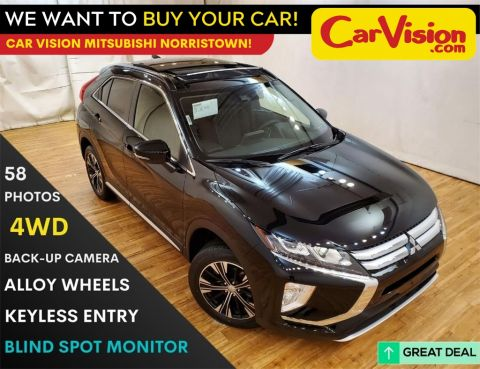 2020 Mitsubishi Eclipse Cross SE AUTO 4X4 MEDIA SCREEN MOONROOF REAR CAMERA