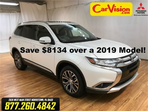 Pre-Owned 2018 Mitsubishi Outlander SEL 4WD