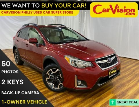 2017 Subaru Crosstrek 2.0i Premium MEDIA SCREEN BACK-UP CAMERA BLUETOOTH