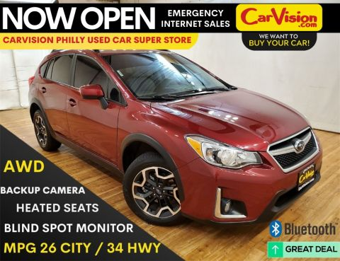 2016 Subaru Crosstrek 2.0i Premium MEDIA SCREEN REAR CAMERA
