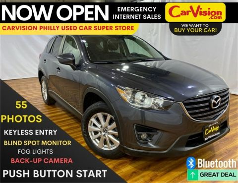 2016 Mazda CX-5 Touring MEDIA SCREEN REAR CAMERA