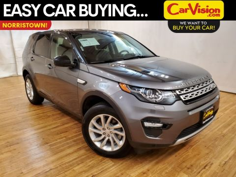 2016 Land Rover Discovery Sport HSE NAVIGATION REAR CAMERA