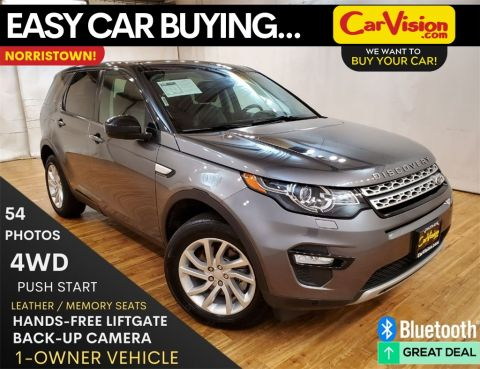 Used Land Rover Discovery Sport Trooper Pa