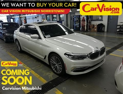 2018 BMW 5 Series 540i xDrive M sport