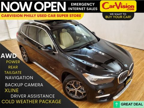 2016 BMW X1 xDrive28i NAVIGATION MOONROOF REAR CAMERA